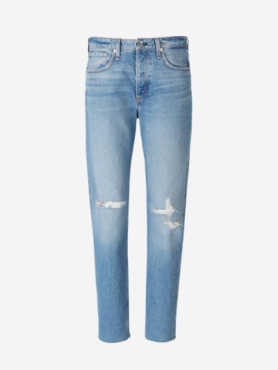 Jeans Mid-Rise Boyfriend