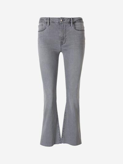 Jeans Bootcut Crop