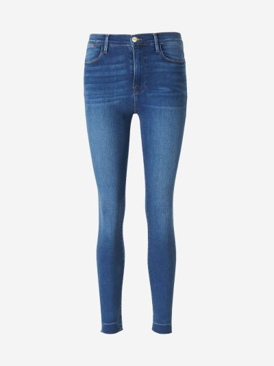 Jeans High-Rise Skinny Fit