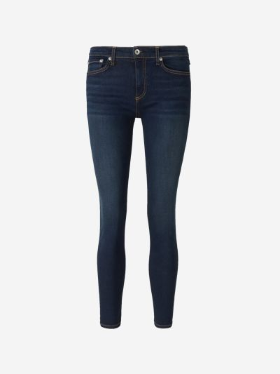 Jeans Mid-Rise Skinny