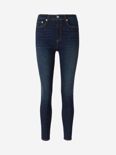 Jeans High-Rise Skinny