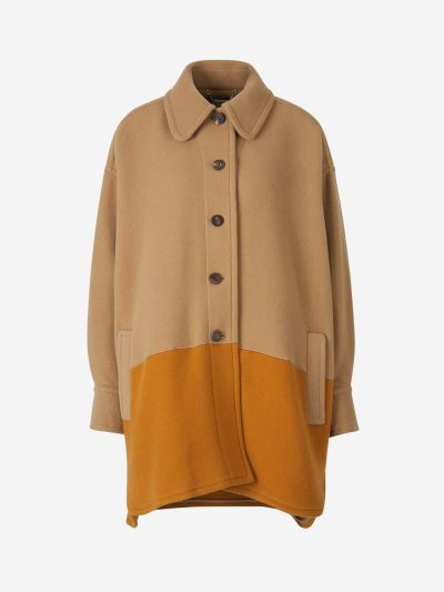 Bicolor Coat