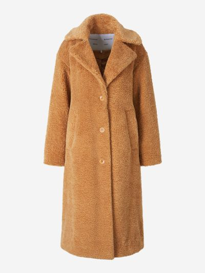 Oversized Teddybear Coat