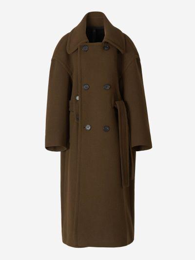 Maden Wool Coat