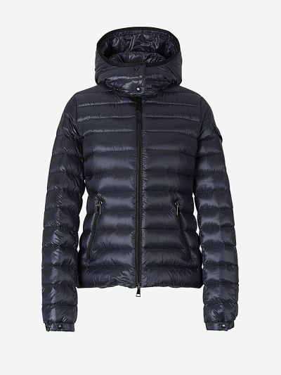 Bleu Quilted Jacket