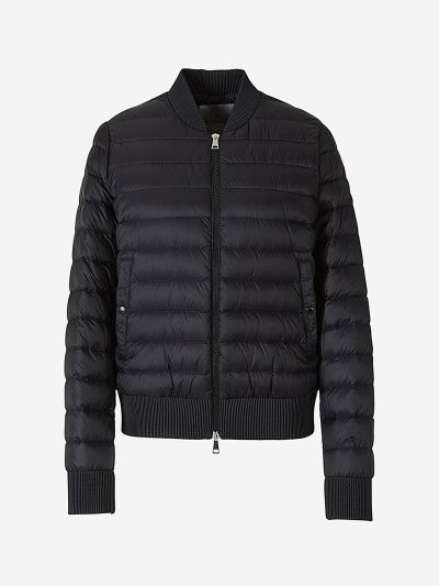 Abricot Quilted Jacket