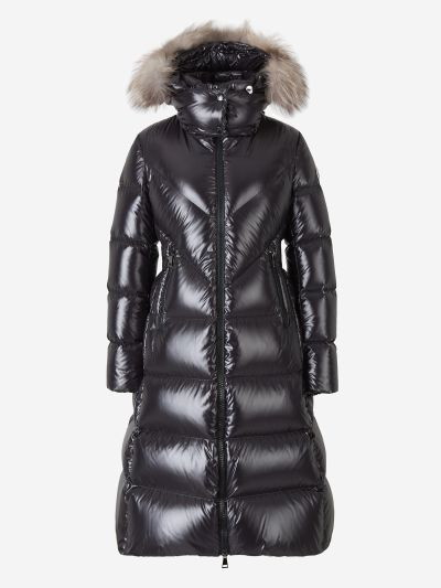 Ribafur padded coat