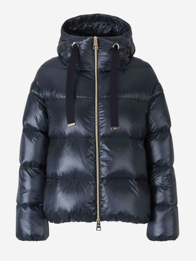 Hood Padded Jacket