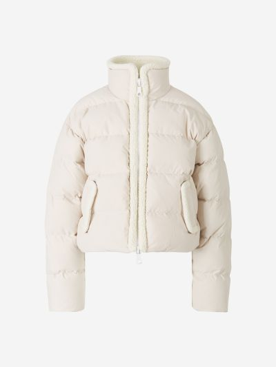 Shearling Padded Jacket