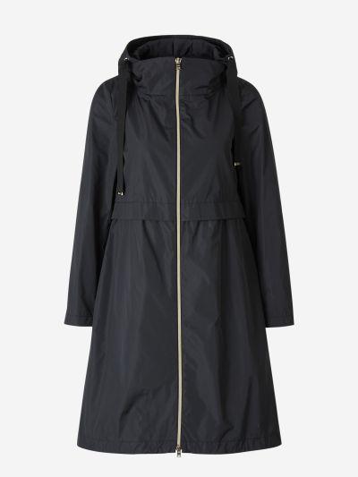 Long Windbreaker Jacket
