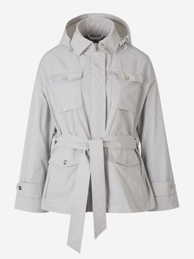 Pockets Technical Anorak