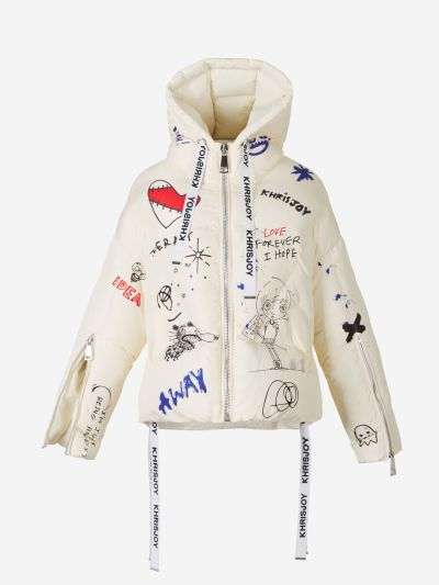Khris Graffiti Jacket