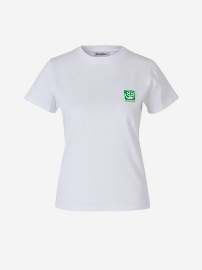 BB Green Logo Vintage T-shirt