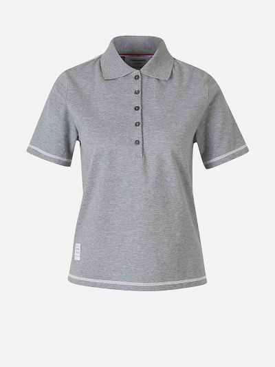 Slim Cotton Polo Shirt