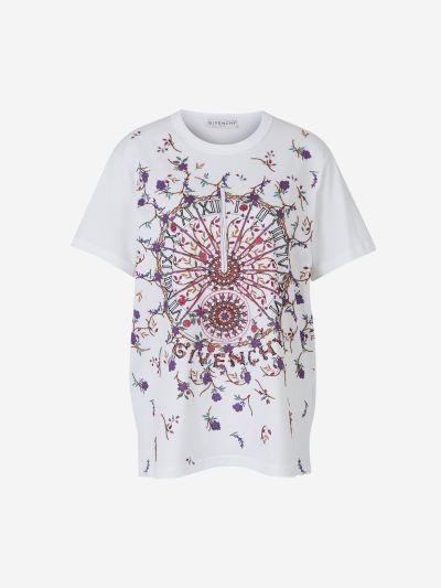 Camiseta Estampada Pedrería