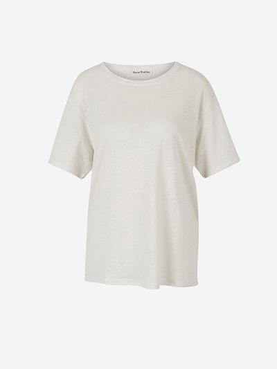 Camiseta Punto Lino