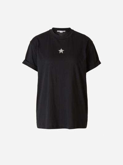 Camiseta Estrella Strass