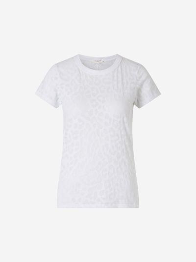Devoré Cheetah T-shirt