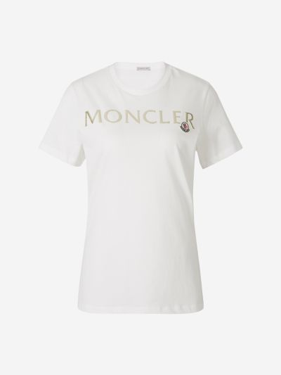 Metallic Logo T-Shirt