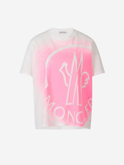 Spray Paint Logo T-shirt