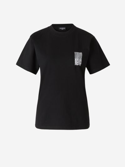 Camiseta Logo Alargado