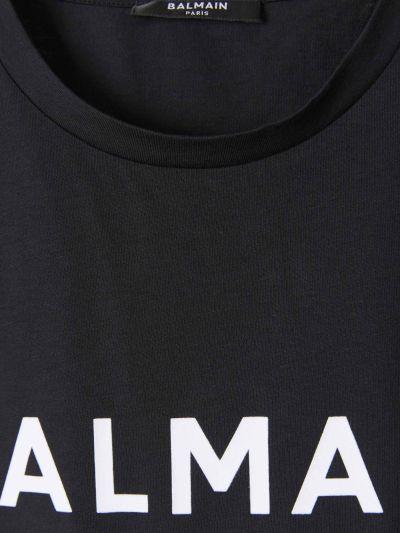 Buttons Logo T-shirt