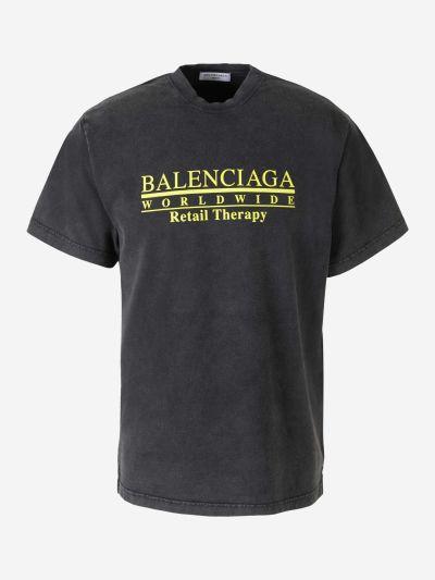Vintage Logo Printed T-Shirt