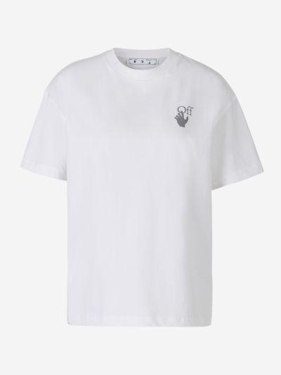 Camiseta Logo Algodón