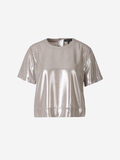 Gia Metallic T-Shirt