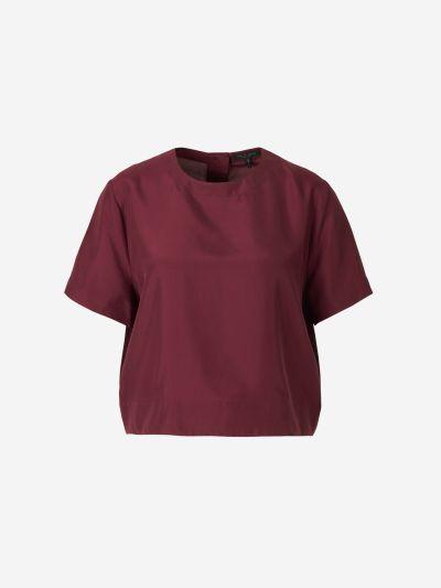 Gia Silk T-Shirt