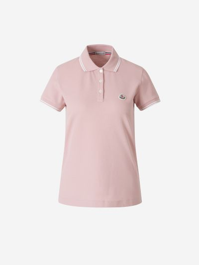 Cotton Piqué Polo