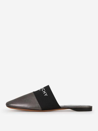 Zapatos Mule Logo