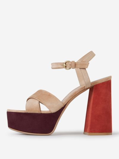 Baby Suede sandals