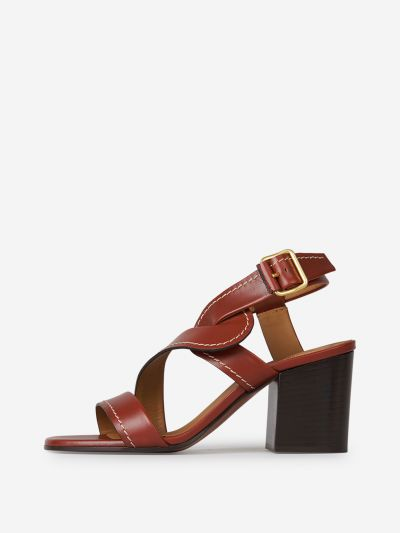 Candice Heeled Sandals
