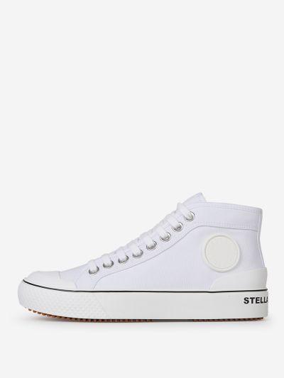 Sneakers Altas Cordones