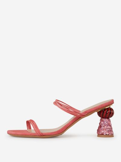 Les Mules Vallena Sandals