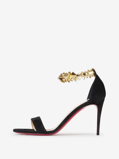 Suede Planetava Sandals