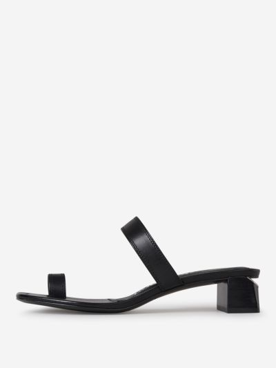 Ellis Low Heel Sandals