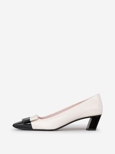 Belle Vivier Duo shoes