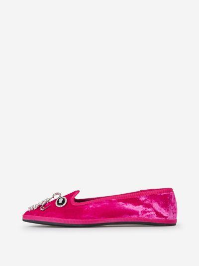 Venetian Velvet Shoes