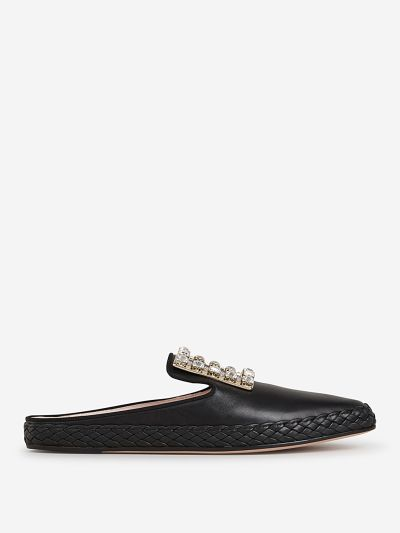 RV Lounge Strass Mules