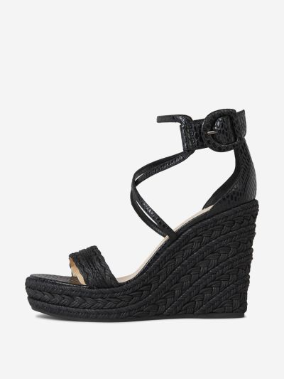 Bodrum Wedge Sandals