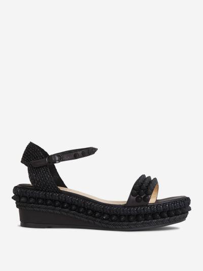 Lata Platform Sandals