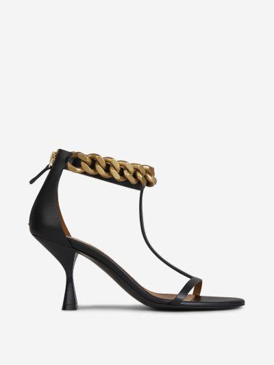 Falabella Heeled Sandals