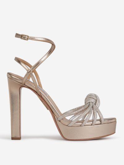 Celeste Heeled Platform Sandals