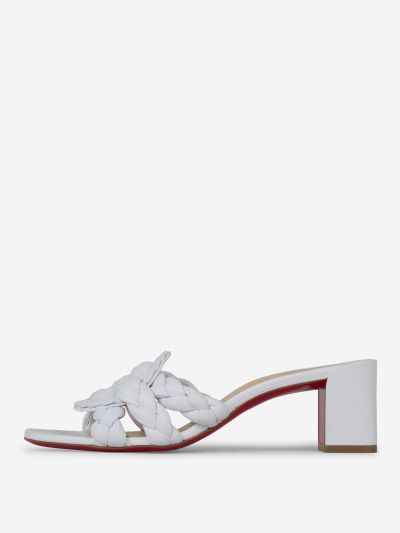 Marmela Heeled Mule Sandals