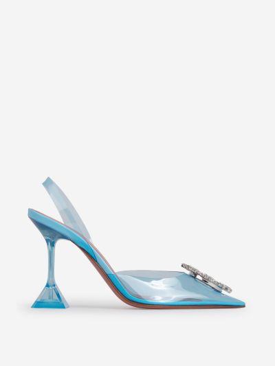 PVC Glass Sandals