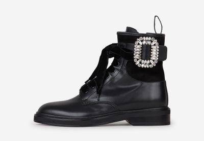 Viv Rangers strass ankle boots