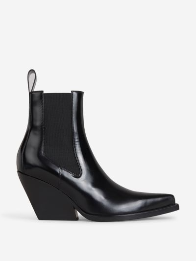 Lean Ankle Boots