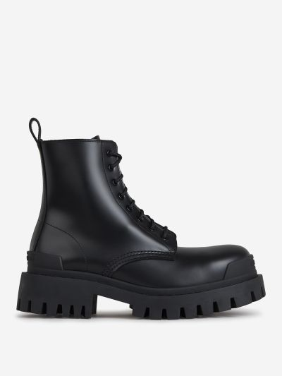 Strike Lace-up Boots
